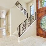 Custom Wrought-Iron Railings