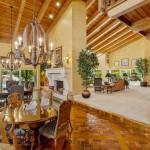 Opulent Dining Room & Impressive Open Floor Plan