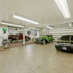 There Are 3 Garages With Plenty of Room For A Total of 8 Vehicles