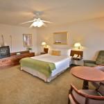 Sands Motel Room