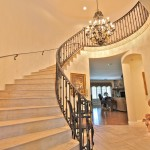 Newport Isle Grand Staircase
