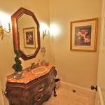 Newport Isle Powder Bathroom